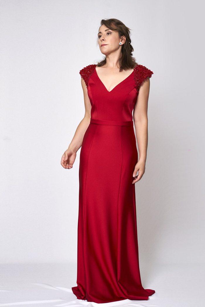 Vestido de fiesta modelo ICH03709 P