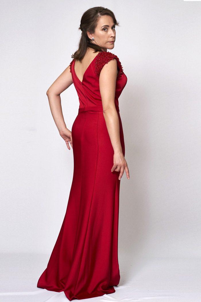 Vestido de fiesta modelo ICH03723 P
