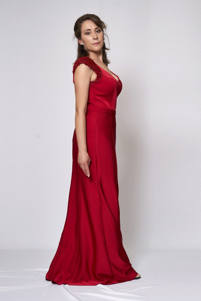 Vestido de fiesta modelo ICH03729 P
