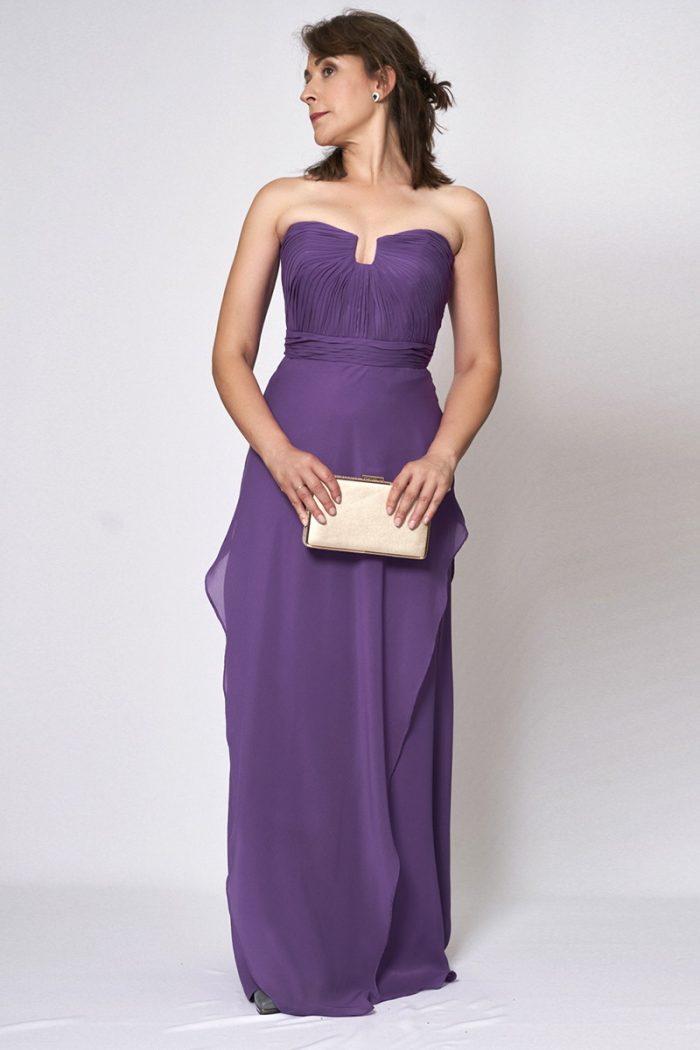 Vestido de fiesta modelo ICH03767 P