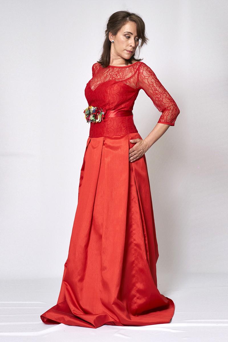 Vestido de fiesta modelo ICH03820 P