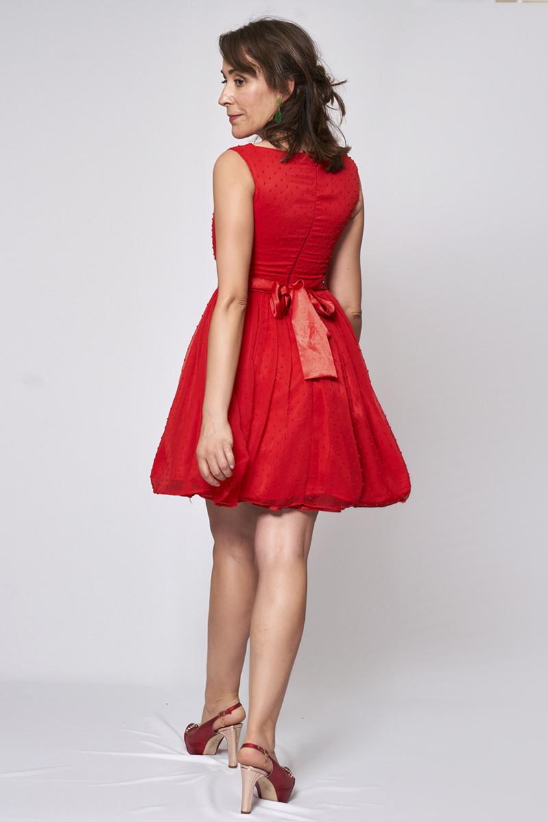 Vestido de fiesta modelo ICH03895 P