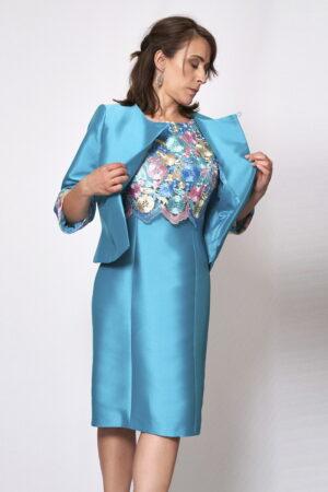 Vestido de fiesta modelo ICH03962 P