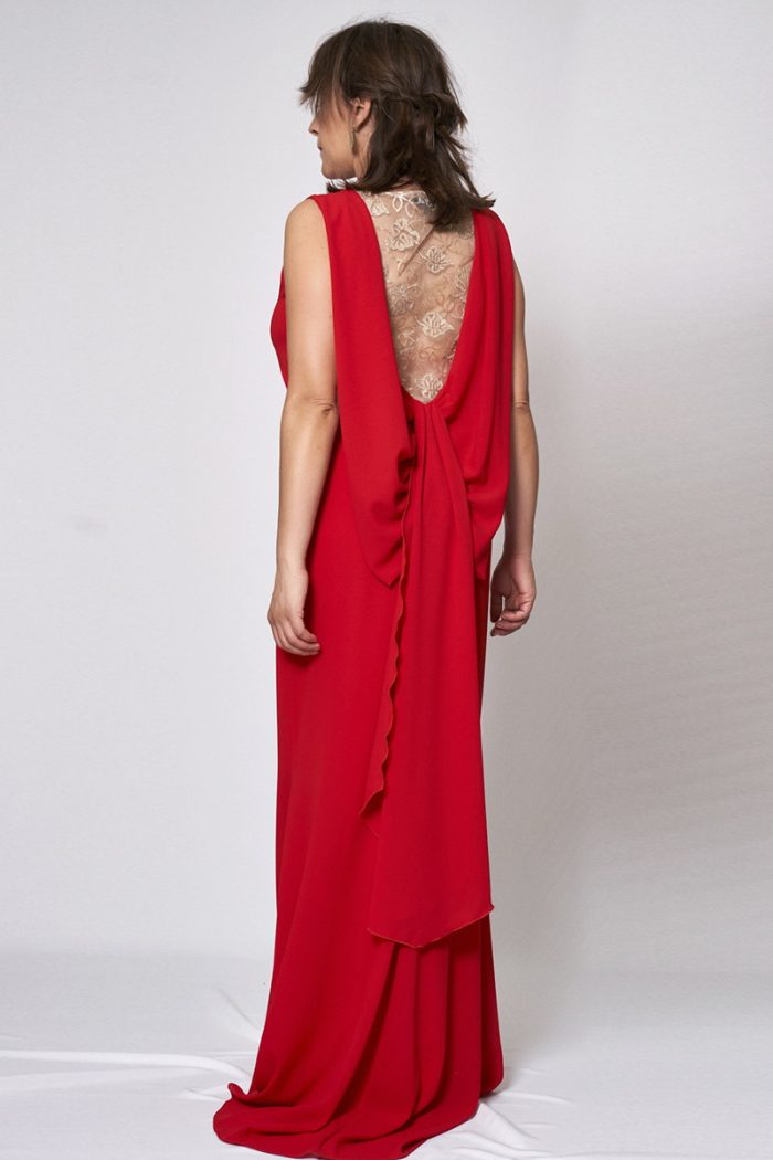 Vestido de fiesta modelo ICH04093 P