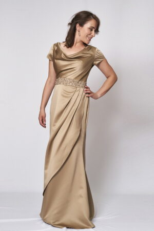 Vestido de fiesta modelo ICH04109 P