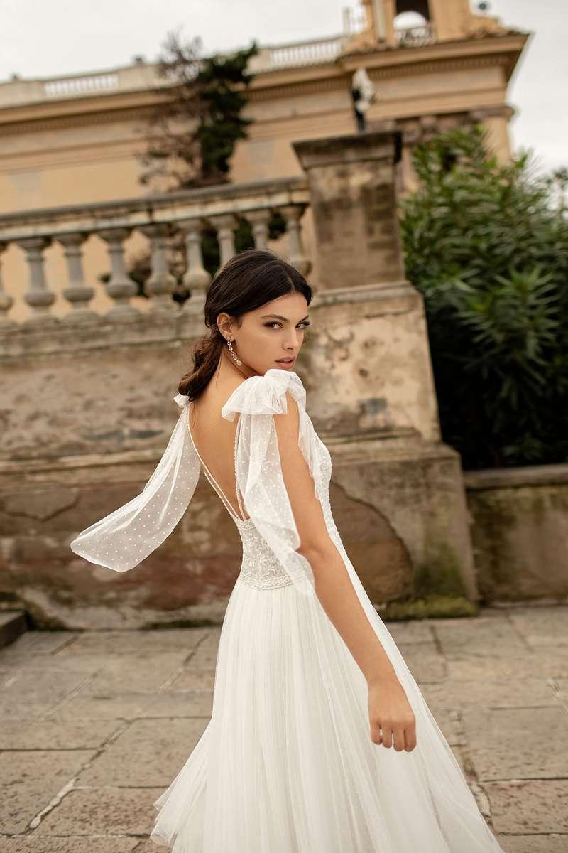 Vestido Novia Alma Novia Modelo 4B167 2 ONDARA