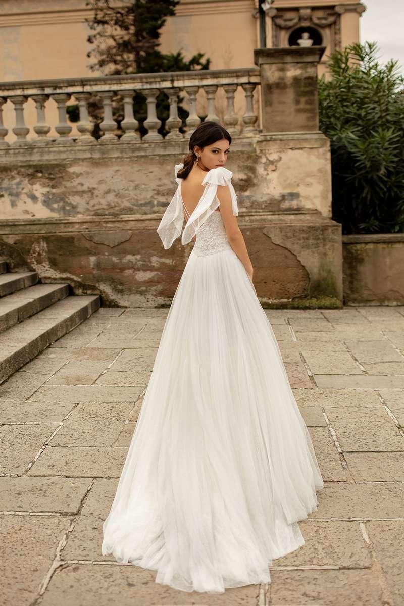 Vestido Novia Alma Novia Modelo 4B167 3 ONDARA