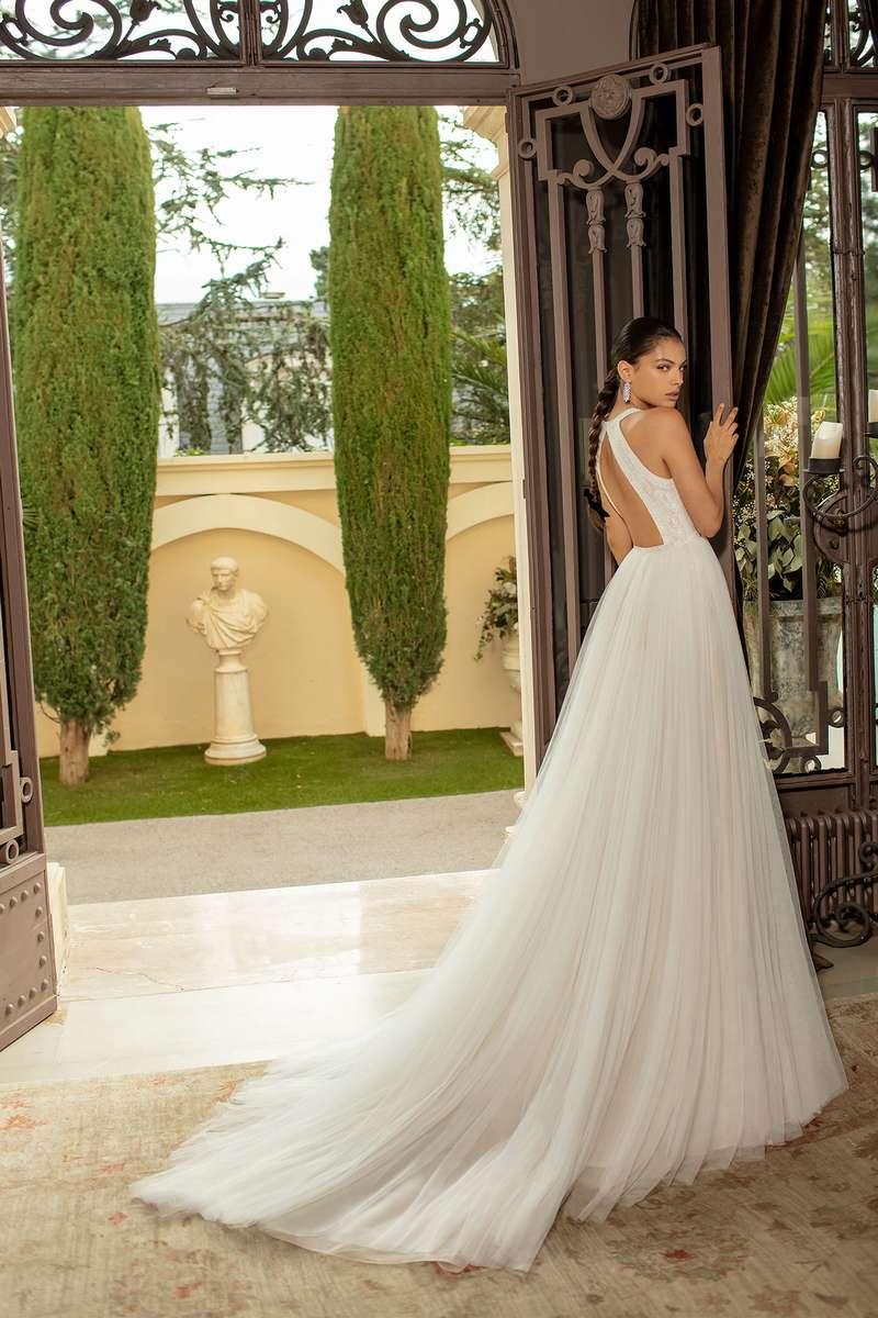 Vestido Novia Alma Novia Modelo 4B168 1 ONDINA