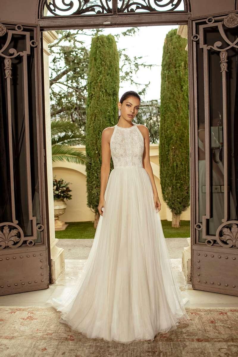 Vestido Novia Alma Novia Modelo 4B168 2 ONDINA
