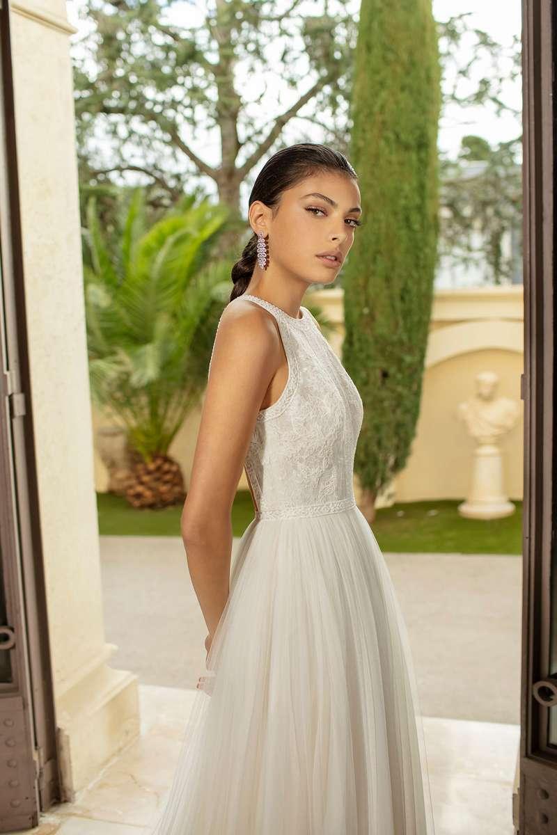 Vestido Novia Alma Novia Modelo 4B168 3 ONDINA