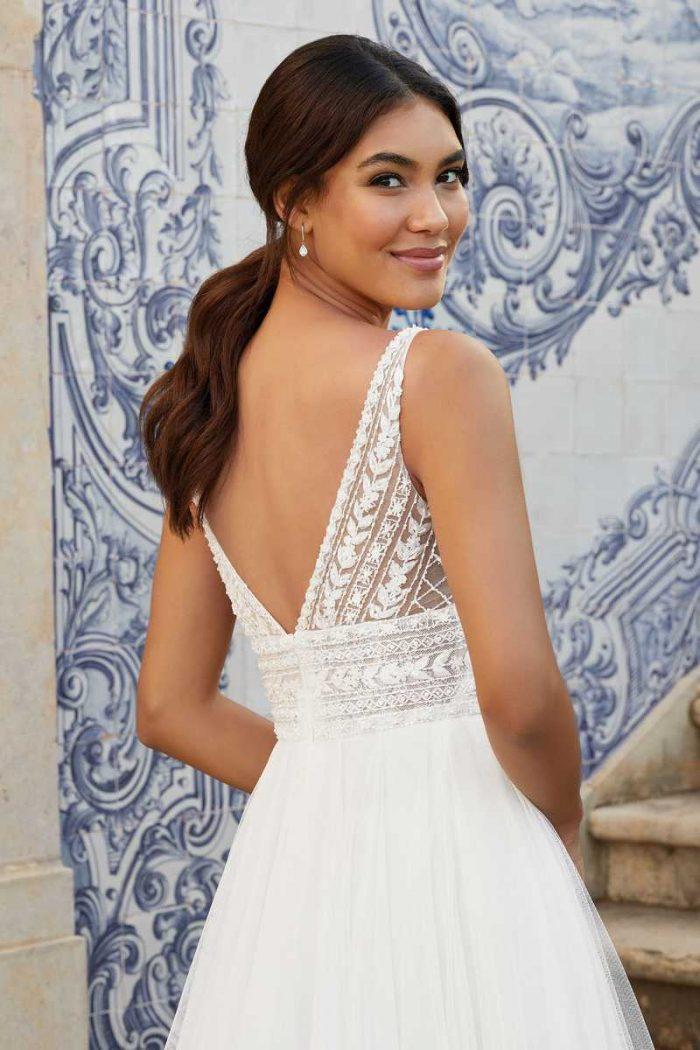 Vestido Novia Justin Alexander Modelo 44120 BC Sincerity Bridal