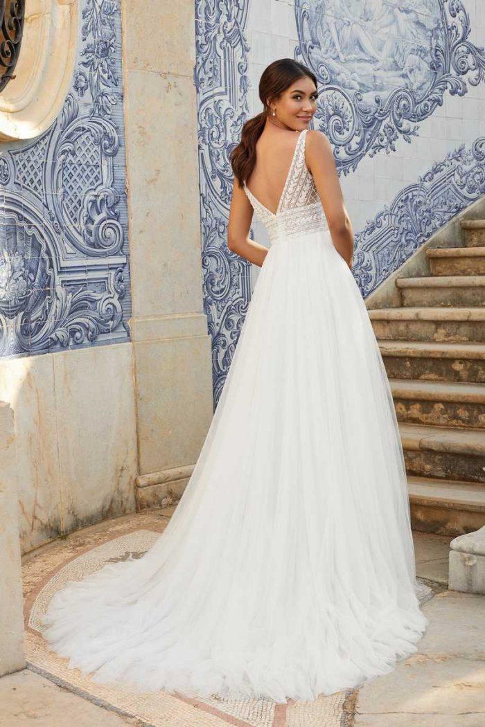 Vestido Novia Justin Alexander Modelo 44120 FB Sincerity Bridal LyxY74m