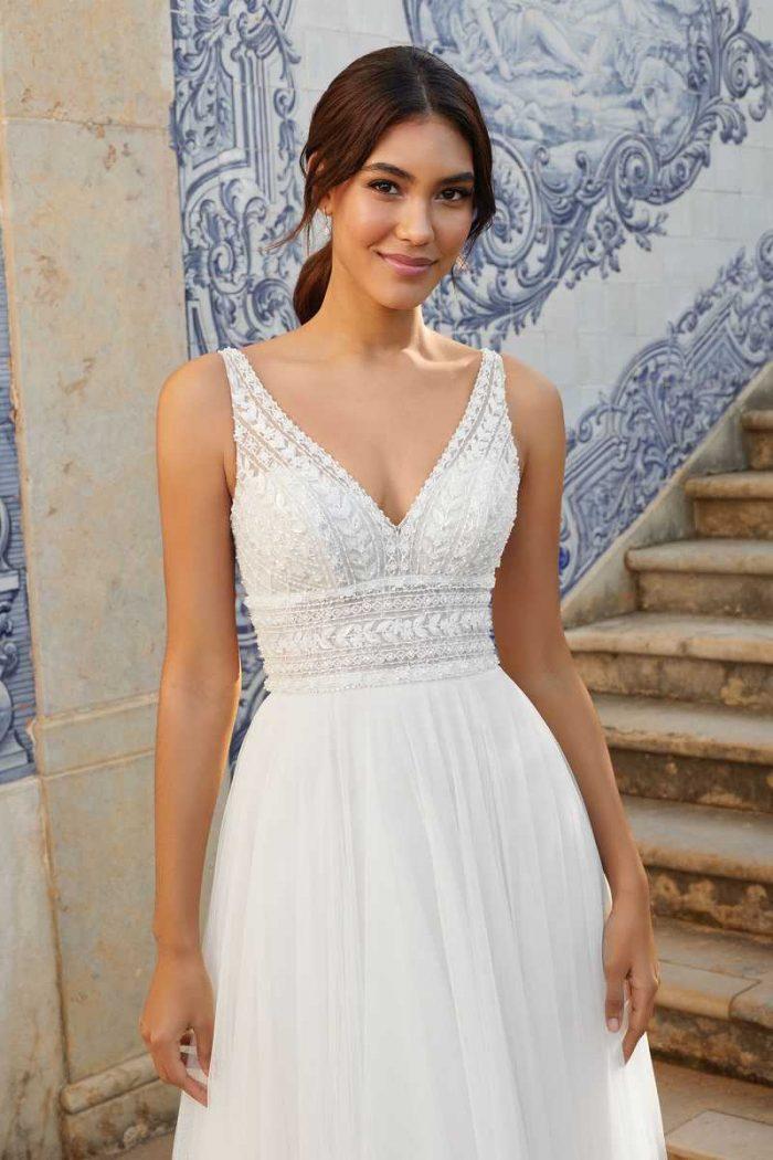 Vestido Novia Justin Alexander Modelo 44120 FC Sincerity Bridal YtkFo3l