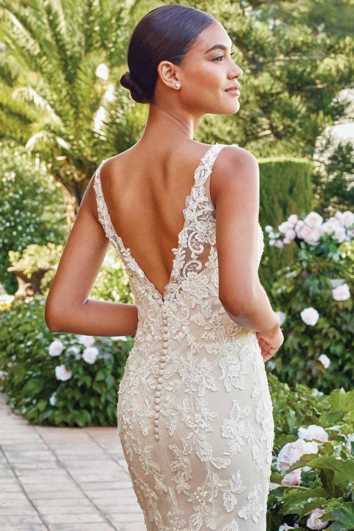 Vestido Novia Justin Alexander Modelo 44221 BC D Sincerity Bridal