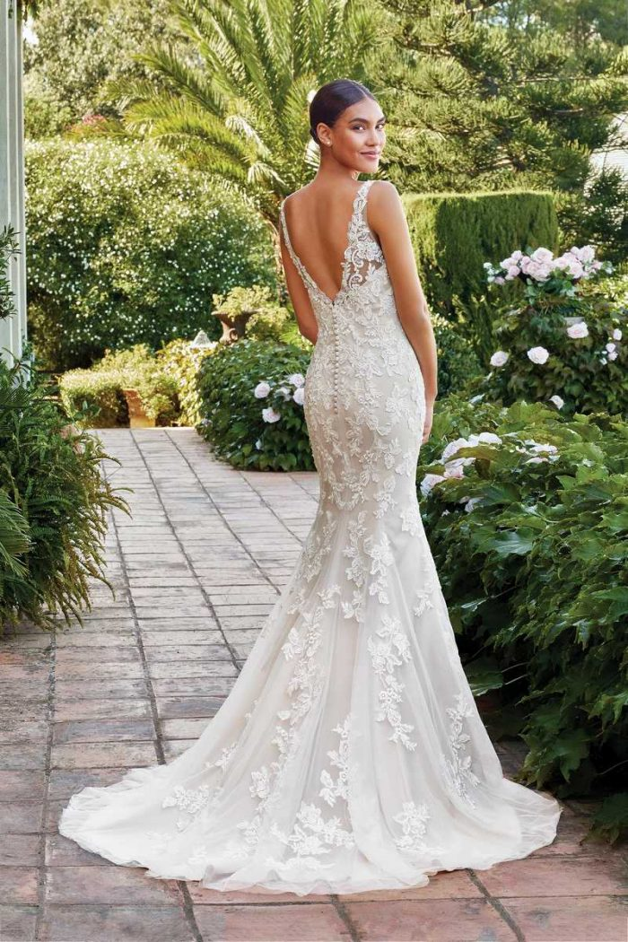 Vestido Novia Justin Alexander Modelo 44221 FB D Sincerity Bridal