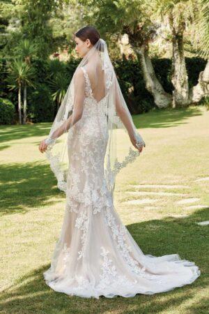 Vestido Novia Justin Alexander Modelo 44221 FB Sincerity Bridal
