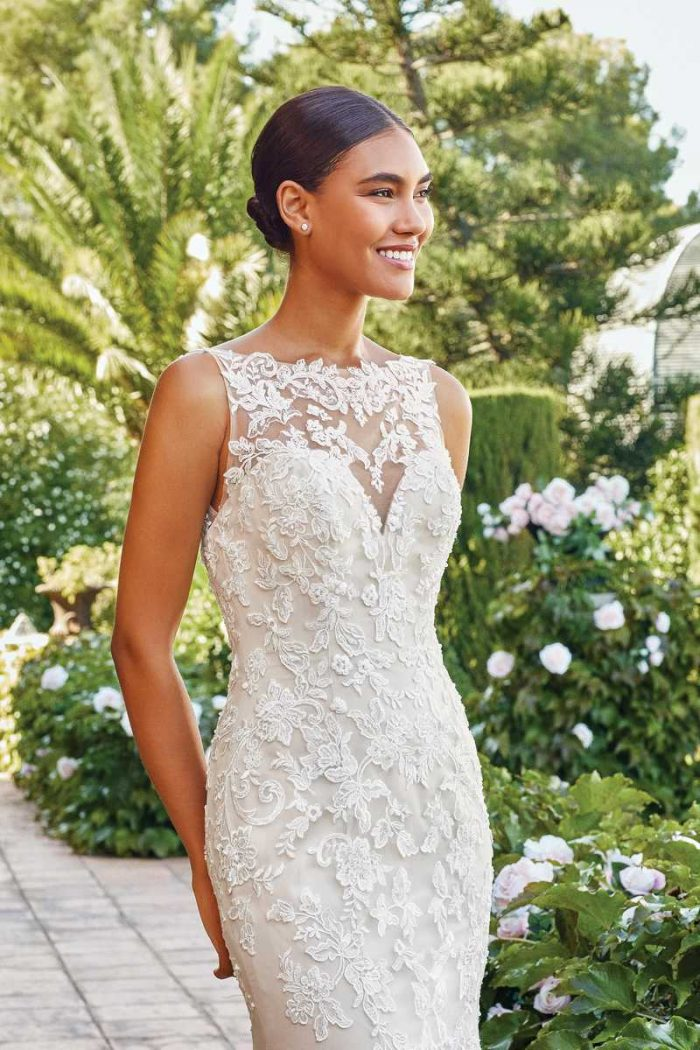 Vestido Novia Justin Alexander Modelo 44221 FC D Sincerity Bridal