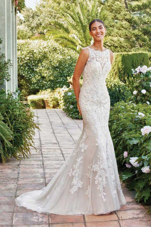 Vestido Novia Justin Alexander Modelo 44221 FF D Sincerity Bridal