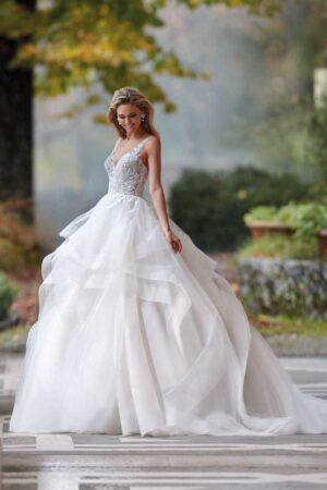 Vestido Novia Nicole Modelo NI12100 B