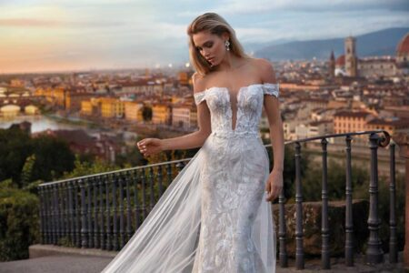 Vestido Novia Nicole Modelo NI12176 A 1