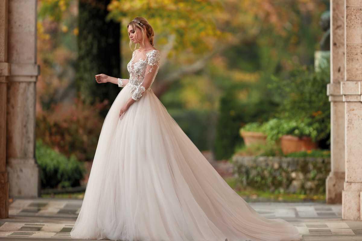 Vestido Novia Nicole Modelo NI12182 A 1