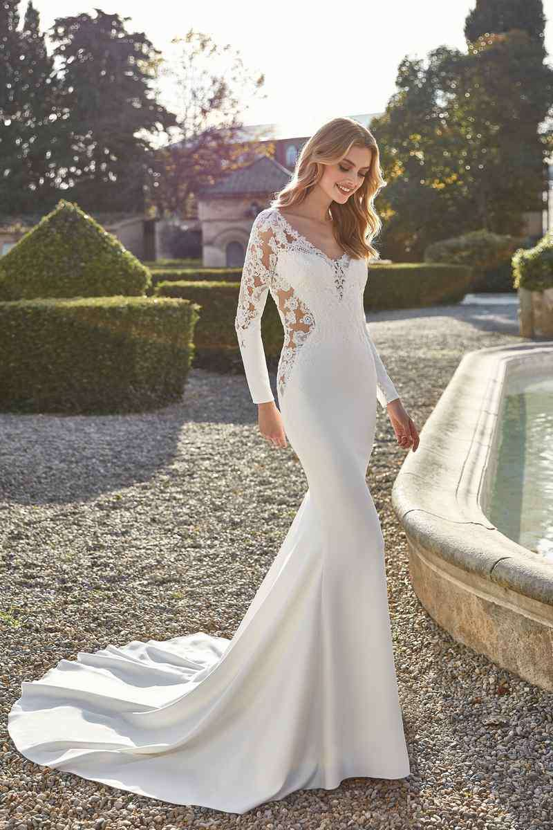 Vestido Novia San Patrick Modelo LEXINTON B