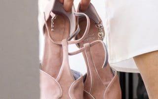 zapatos para novia