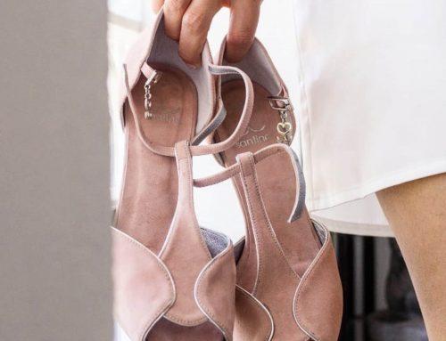 Zapatos para novia ¡las claves para que sean cómodos!
