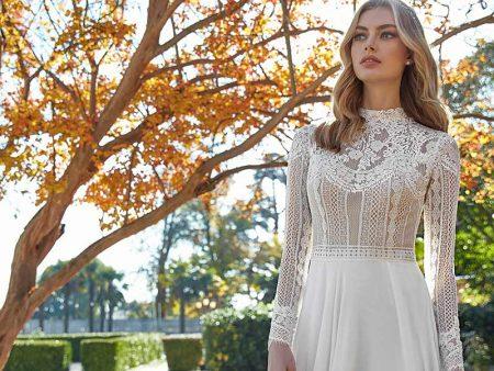 vestidos novia estilo vintage