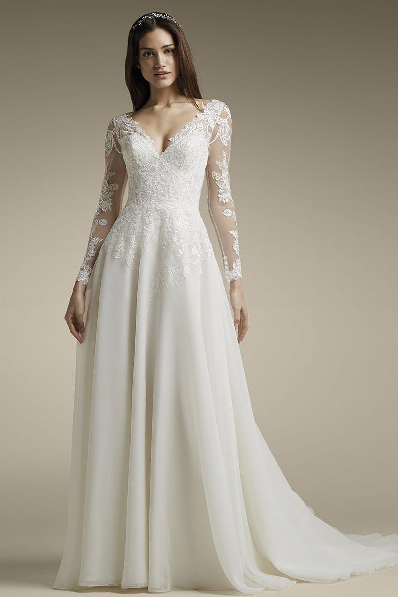 Vestido novia san patrick modelo altea