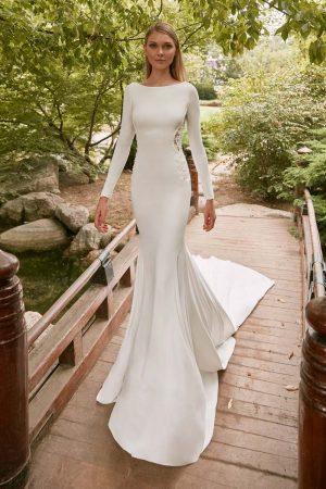 vestido novia san patrick modelo corot 1