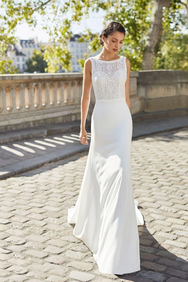 Vestido de novia modelo WANINA ALMA NOVIA