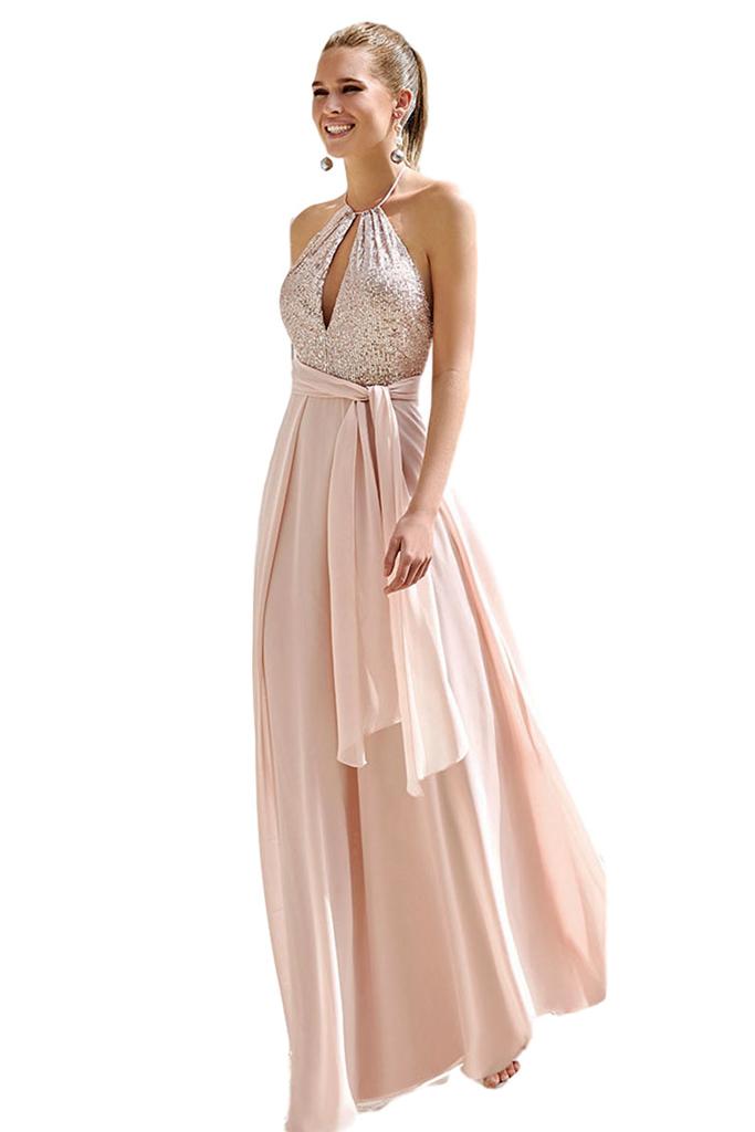 vestidos fiesta dama honor