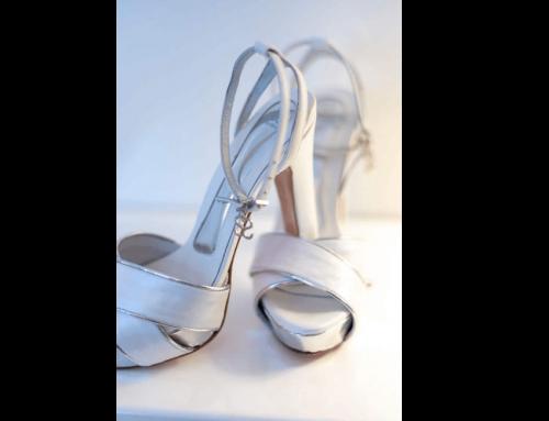 Los Zapatos de Novia de María