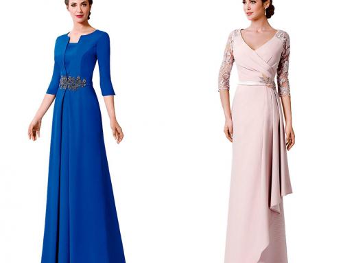 Vestidos de Fiesta largos elegantes