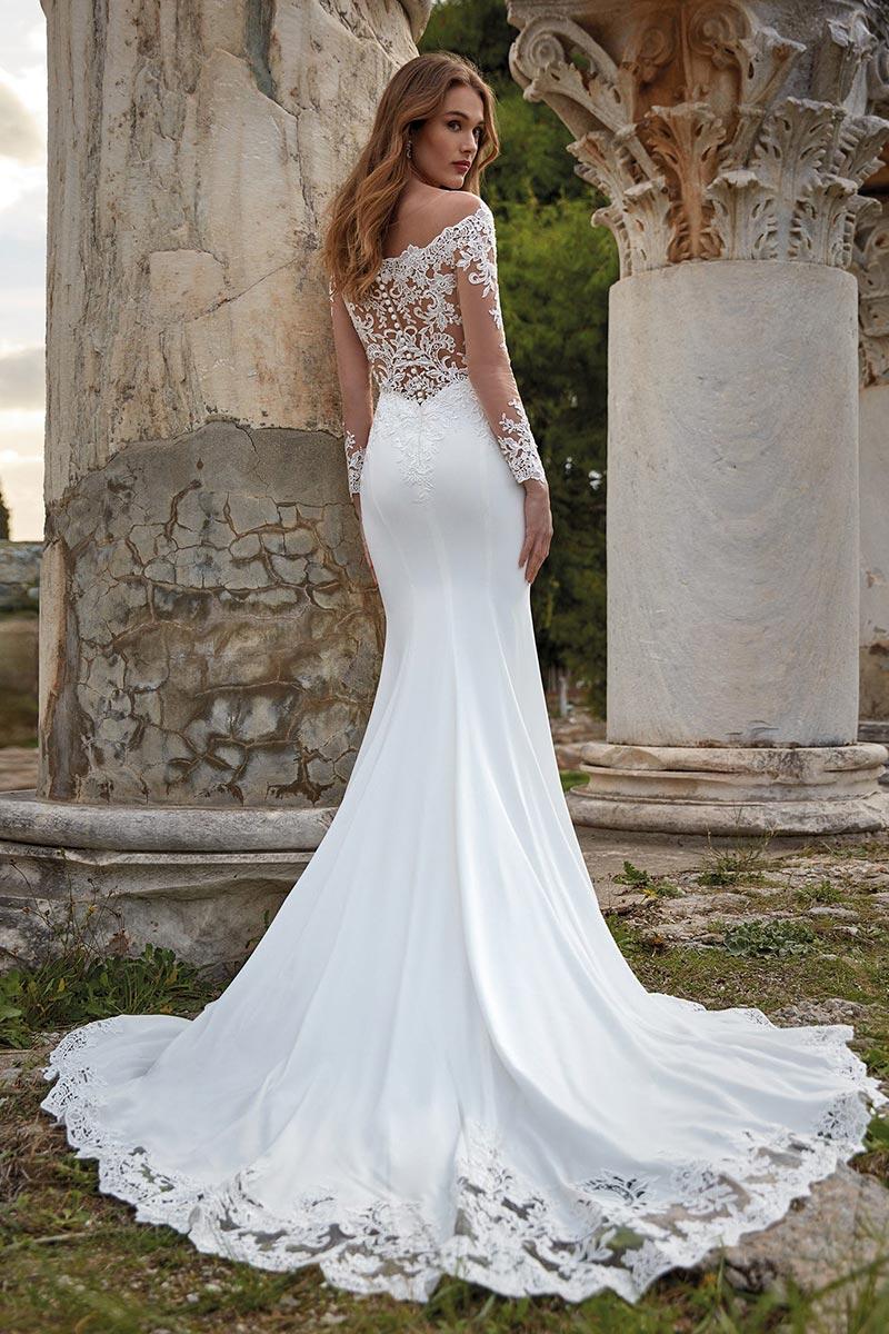 vestido novia nicole modelo DEKLA C